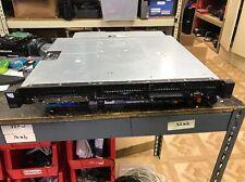 Dell PowerEdge R210 1U Rackmount Server Barebone Chassis PSU/MB/Air Baffle