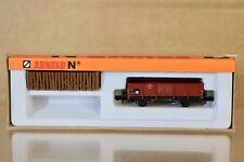Arnold 4471 N scala DB MARRONE APERTO Carro merci con in legno CARICO COME NUOVO