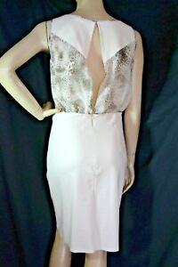 NEU ! AMEN by Jato ITALY Designer Kleid dress robe 44 XL neu 489€ NEW SEIDE silk