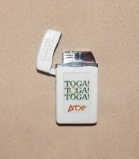 RARE ANIMAL HOUSE TOGA PARTY REFILLABLE TORCH WIND LIGHTER*LICENSED*BELUSHI FILM