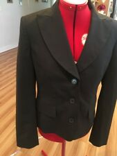 Anne Klein suit blazer Women's Size 6 3 Button Jacket