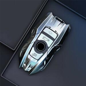 Zinc Alloy Key Remote Cover Case For BMW 1 2 3 4 5 6 F20 F10 F30 F21 Accessories