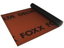 UNDERLAY SHEET Dörken DELTA FOXX NEW (75 m²) 270g/m², 3-ply, Sd=0,02m