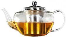Horwood TC295 1 Litre Glass Teapot, Transparent UK POST FREE