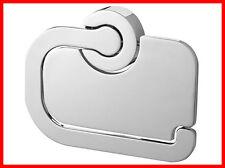 Bisk Ventura 05308 Toilet Roll Holder With Cover Chrome On Zinc - Bathroom