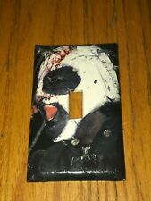 SLIPKNOT COREY TAYLOR METAL ROCK LEGEND Light Switch Cover Plate A