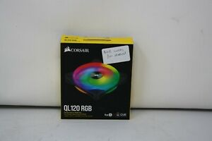FAULTY Corsair iCUE QL120 RGB 120mm (OFFERS WELCOME)