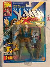 THE UNCANNY X-MEN CABLE ACTION FIGURE 1992