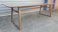 Clearance Sale ! NEW FRENCH INDUSTRIAL WOODEN DINING TABLE - T317 (240 X 100cm)