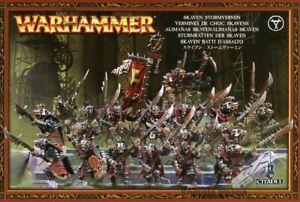 Skaven Stormvermin Warhammer Age of Sigmar (D)