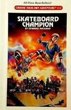 Choose Your Own Adventure: Skateboard Champion like new hardcover