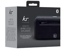 KitSound Ignite Haut Parleur Universel Sans Fil avec Connexion Bluetooth