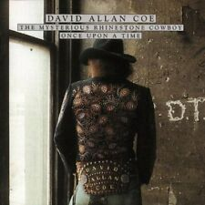 Coe, David Allan-The Mysterious Rhinestone Cowboy/Once Upon A Rhyme CD NEW