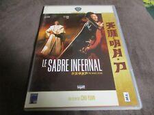 "DVD ""LE SABRE INFERNAL"" film Chinois de Chu YUAN / Shaw Brothers"