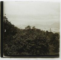 Navi Militari Francia Foto Stereo Th1n23 Placca Da Lente Vintage c1920