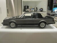 1/18 GMP 8008 1986 BUICK REGAL T TYPE DESIGNER SERIES WH1 *NEW* 1 OF 2598