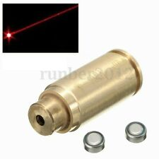 9mm Red Laser Dot Boresighter Bore Sight Caliber Cartridge for Rifel Scope Hunt