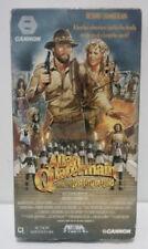 RARE BETAMAX tape-ALLAN QUATERMAIN/LOST CITY OF GOLD-Chamberlain/Jones/Stone!