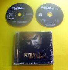 "CD + DVD ""BRUCE SPRINGSTEEN-Les Diables & Dust"" 12 chansons (Reno)"