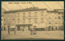 Pisa Casciana Terme cartolina QQ3220