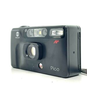 【EXC++++】 Minolta Pico Point & Shoot 35mm Film Camera From JAPAN #1122