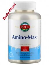 Kal Amino-Max Mineral-Complex 150 Tabs.