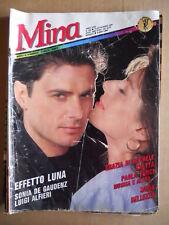 MINA n°346 1990 FOTOROMANZO edizioni Lancio  [G574]* DISCRETO
