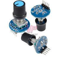 2PCS 5 V Bouton Rotatif Rotation Potentiomètre Arduino Knob Cap Module de contrôle