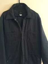 Vintage Forest Green SEARS Mechanic Coverall Work Jump Suit Size 42 FREE SHIP