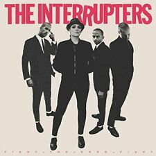 THE INTERRUPTERS FIGHT THE GOOD FIGHT CD - NEW RELEASE JUNE 2018