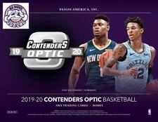 Atlanta Hawks 2019-20 Contenders Optic Basketball Inner Case 10Box Break