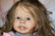 Prototype * mila * by Eva wakolbinger Lifelike Doll rebornbaby toddler