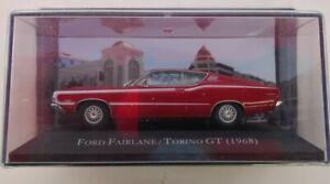 Coche FORD FAIRLANE TORINO GT - 1968 -  (Escala 1:43) American Cars