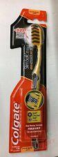 Colgate Slim Soft Gold Charcoal Deeper + Gentle Clean 0.01mm Bristles Toothbrush