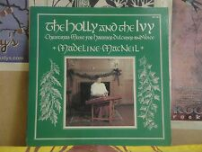 MADELINE MACNEIL, HOLLY AND THE IVY - KICKING MULE LP KM 230