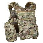 ANA Tactical Back Panel for Chest Rig Vest Alpha Multicam