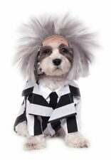 Rubies Beetlejuice Suit Wig Pets Dogs Movie Funny Halloween Costume 580051