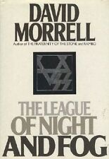 LEAGUE OF NIGHT & FOG, THE - David Morrell (Hardcover, 1987, Free Postage)