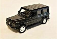 "Welly - 3"" Scale Model Mercedes-Benz G-Class Black (BBWE58275DB)"