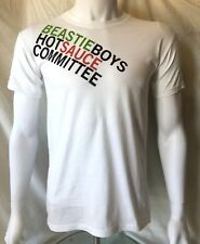 More details for beastie boys - hot sauce committee - official t-shirt (s) og 2011 new genuine