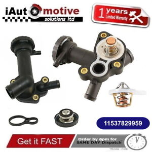 MINI ONE COOPER S 1.6 THERMOSTAT HOUSING JCW R50 R52 R53 11537829959 2001 - 2007