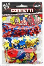 WWE WRESTLING CONFETTI VALUE PACK (3 types) ~ Birthday Party Supplies Decoration