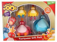Twirlywoos 5 Character Gift Set - BigHoo, Toodloo, Chickedy, Chick, Peekaboo