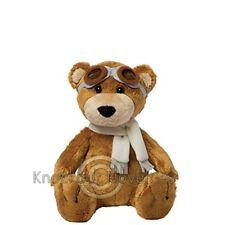 "Plush - 12"" Pretenders Aviator Bear Soft Hug Toy"