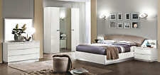 Esf Onda Drop King Bedroom Set made in Italy by Camelgroup Group, 5 pieces