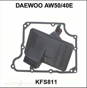 Auto Transmission Filter Kit VOLVO S40 B4194T  4 Cyl MPFI . 97-99  (AW 50/42L