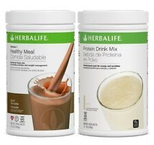 NEW Herbalife Formula 1 Healthy Meal shake and Protein Drink Mix ALL FLAVORS