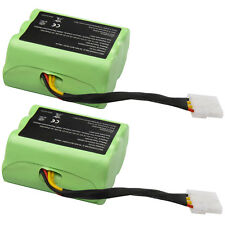 2 Pack Battery For Neato XV-11 XV-12 XV-14 XV-15 XV-21 Signature Pro Robotics BL