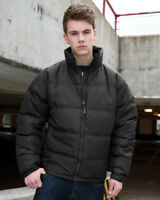 Result Urban Men's Holkham Down Feel Jacket R181M