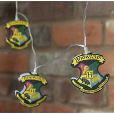 Harry Potter - Hogwarts 12 String Light Set - New & Official Warner Bros